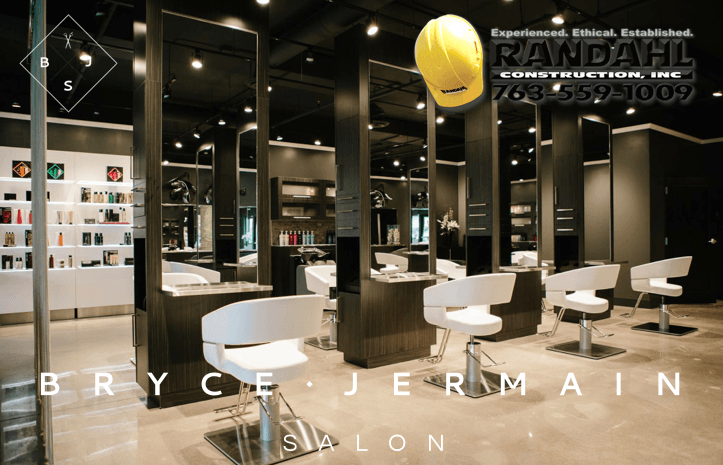 Hair Salon Contractor Construction