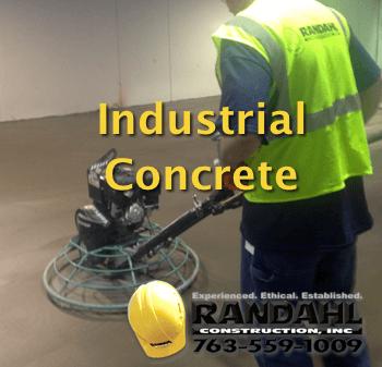 Industrial Concrete Minnesota