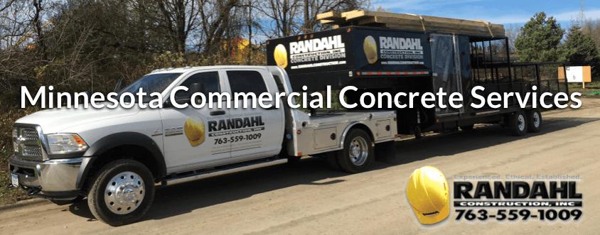 Minnesota Commercial Concrete Services