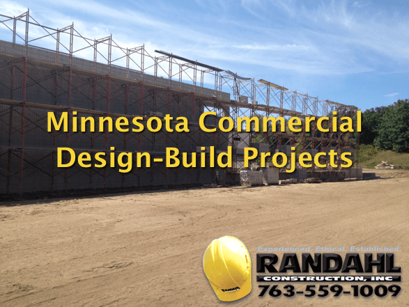 Minnesota Commercial Design Build Projects