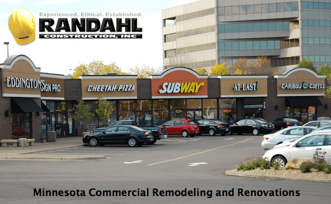Minnesota Commercial Remodeling