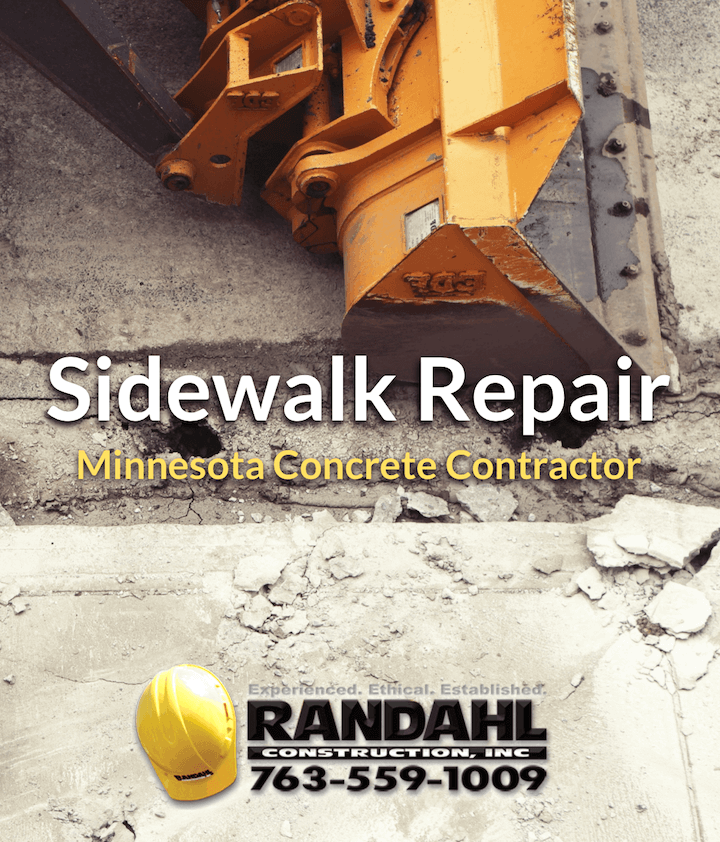 Minnesota Sidewalk Repair