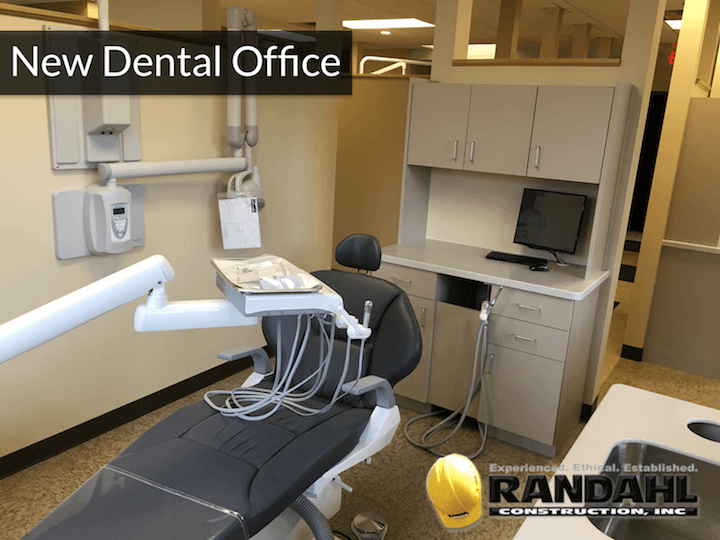 minnesota contractor for dental offices