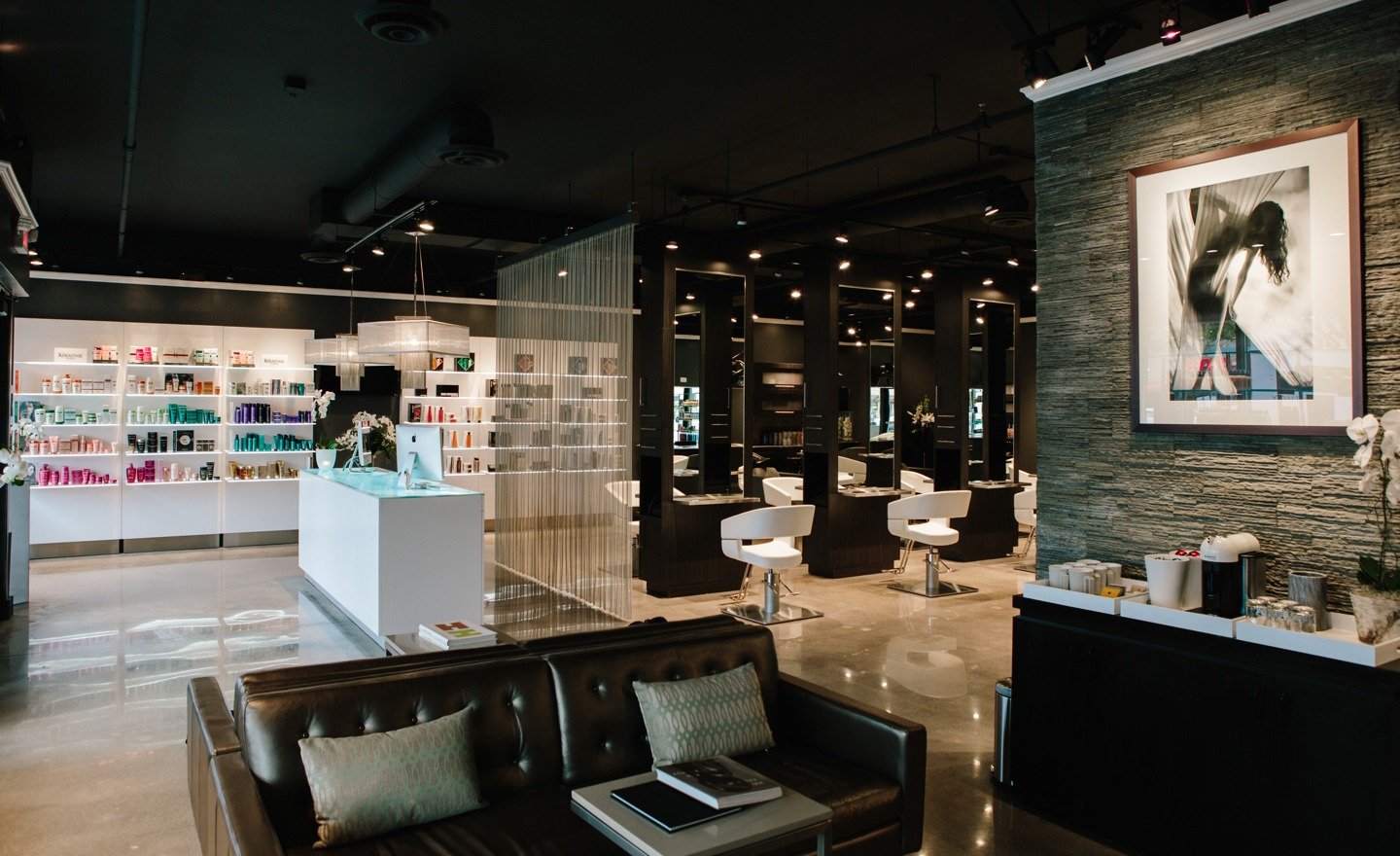 Minnesota Hair Salon Remodel