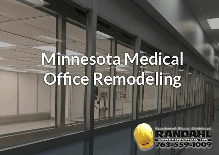 Minnesota medical remodel