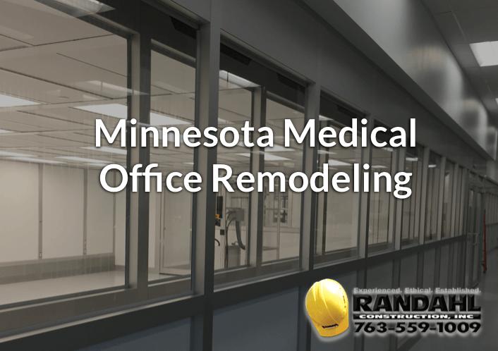 Minnesota medical remodel