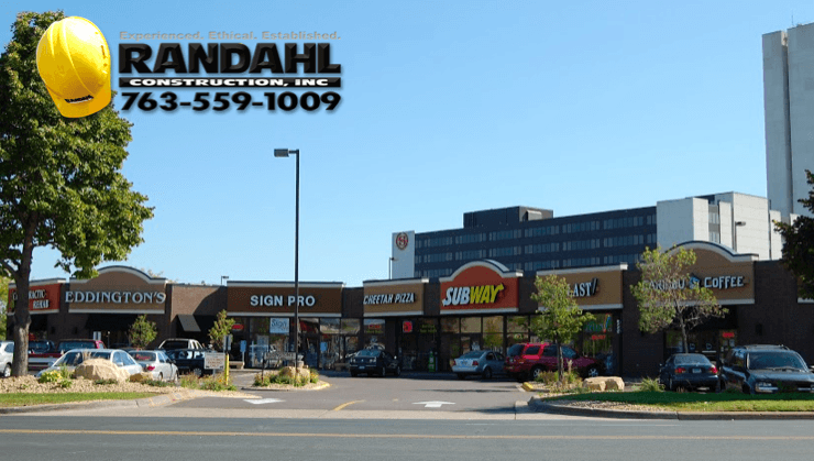 Minnesota Retail Store Remodeling Contractor