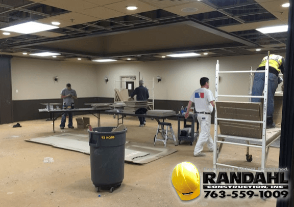 MN Commercial Construction