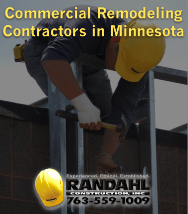 MN Commercial Remodeling Contractors