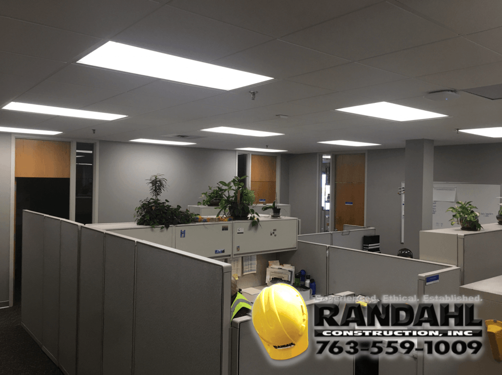 Office Remodel Contractor