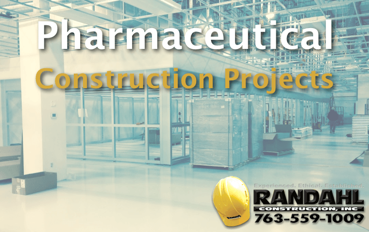 Pharmaceutical Construction Projects in Minnesota