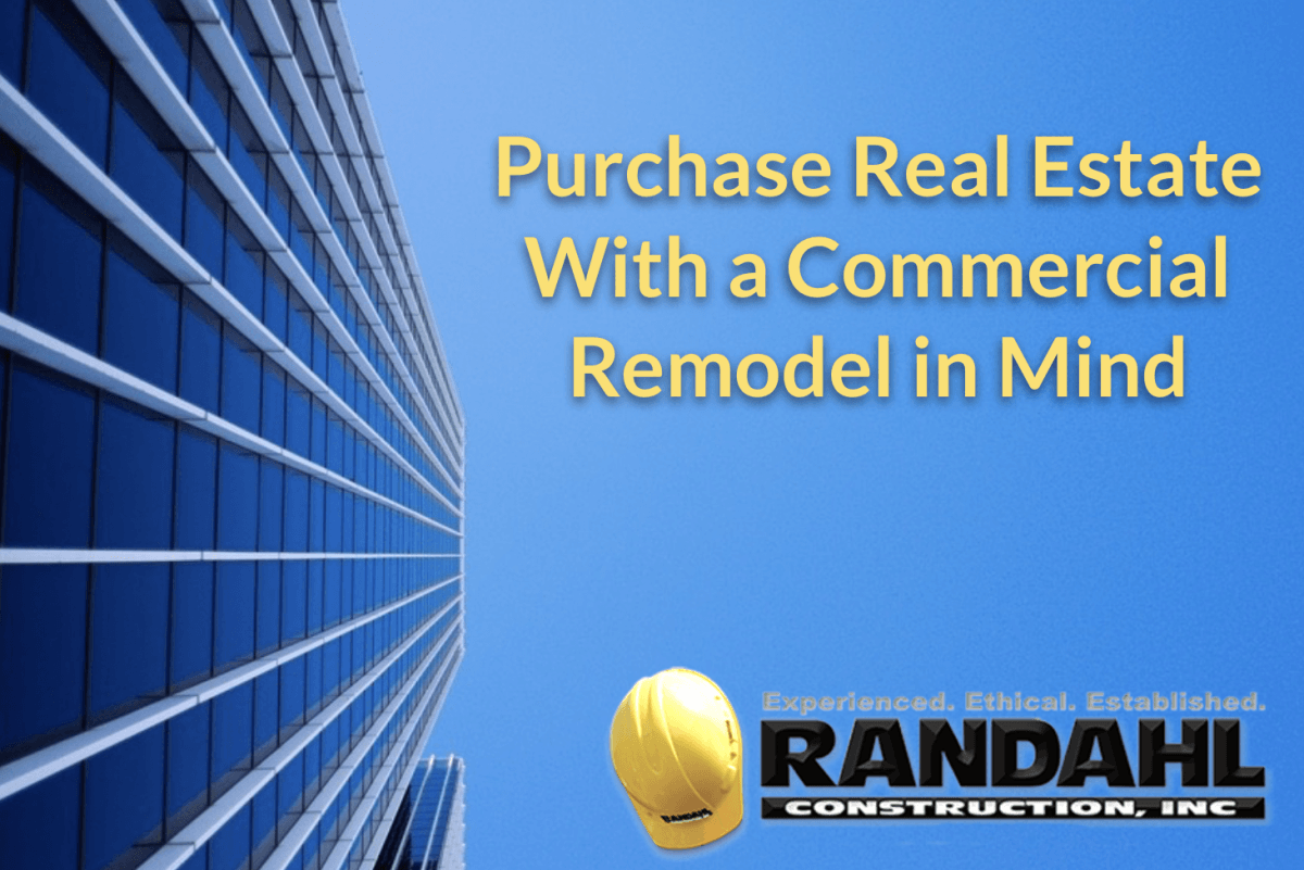real estate commercial remodeling