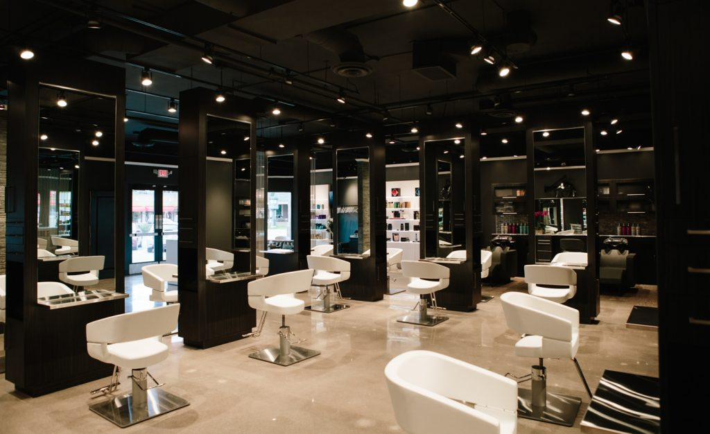 Bryce Jermain Salon by Randahl Construction