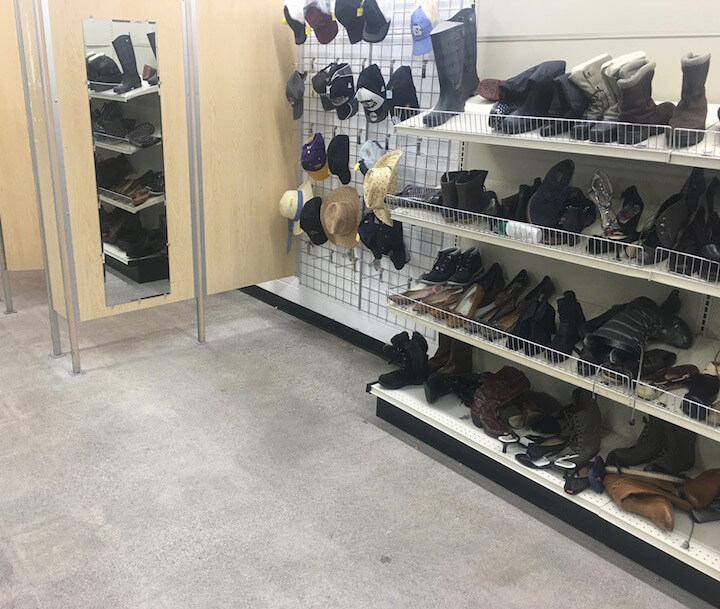 retail flooring solutions