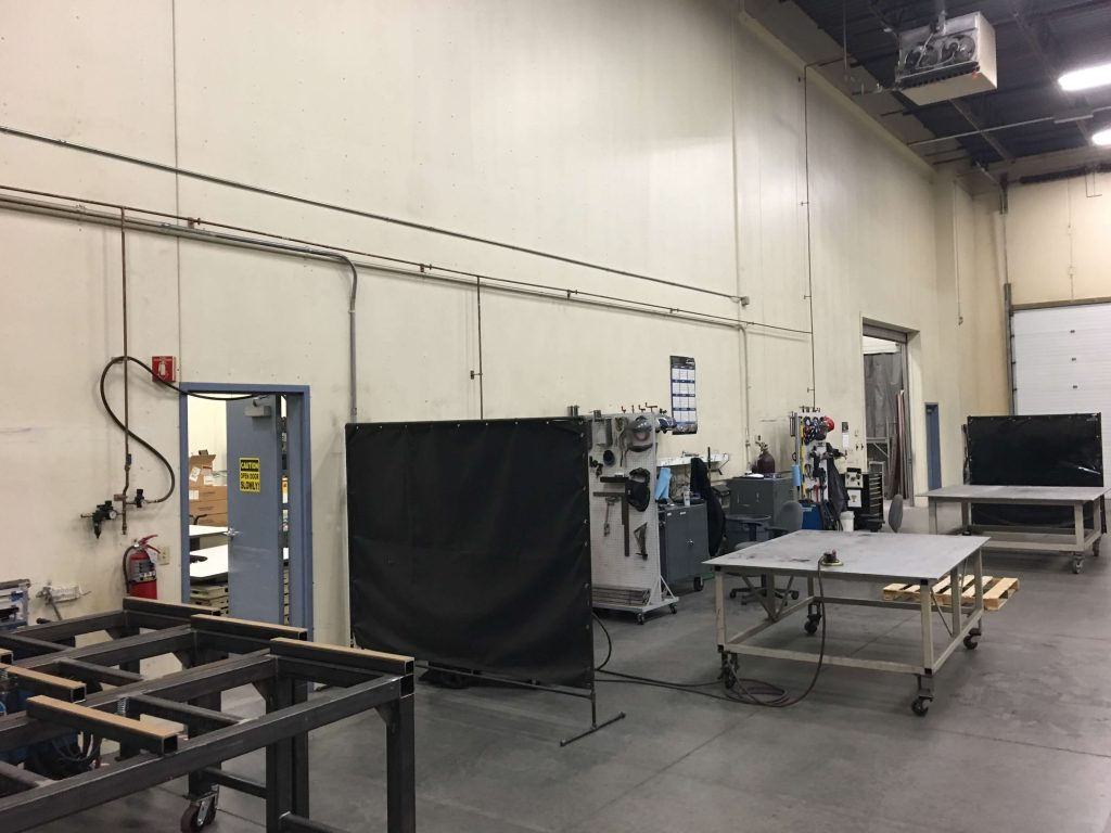 warehouse remodel general contractor