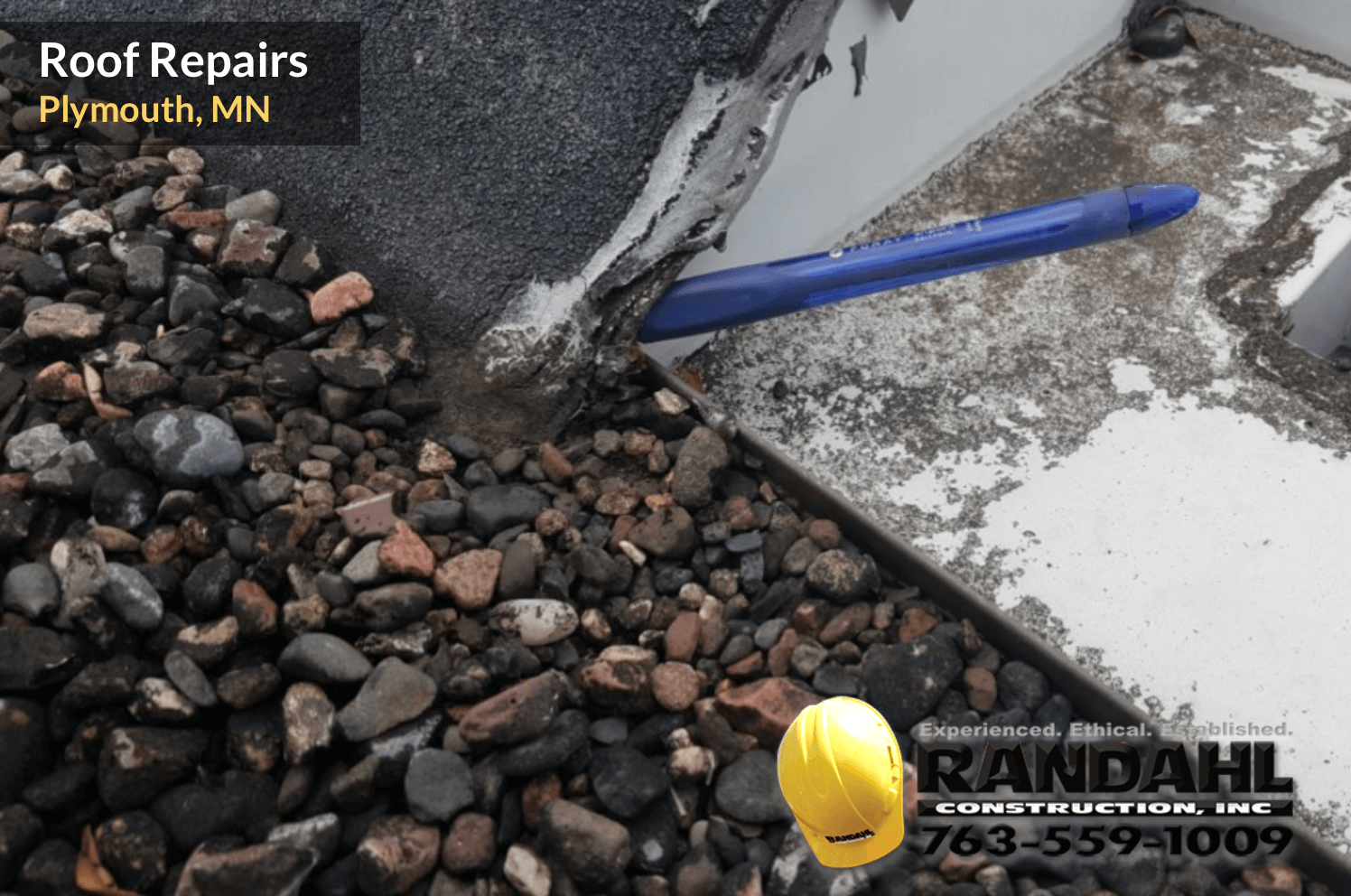 Water Proof Roof Repairs