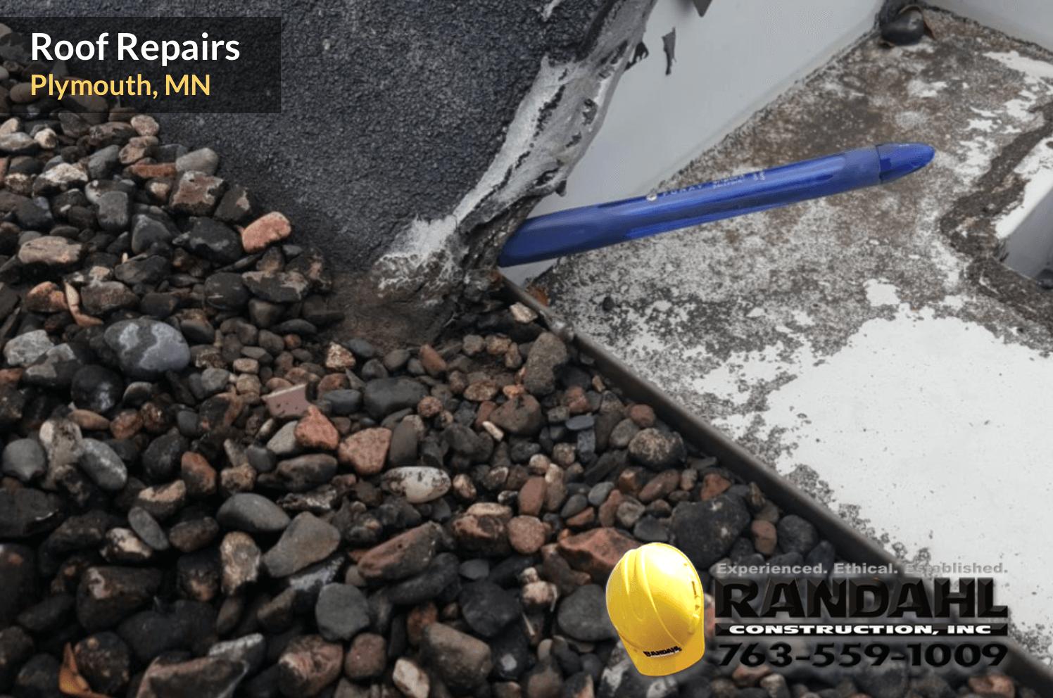 Water Proof Roof Repairs